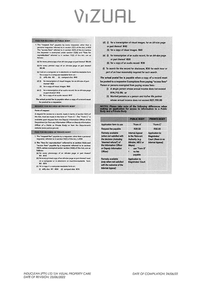 PAIA-Manual---Induclean-(Pty)-Ltd_Page_11