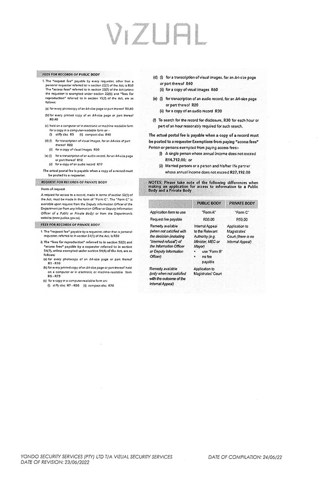 PAIA-Manual---Yondo-Security_Page_10