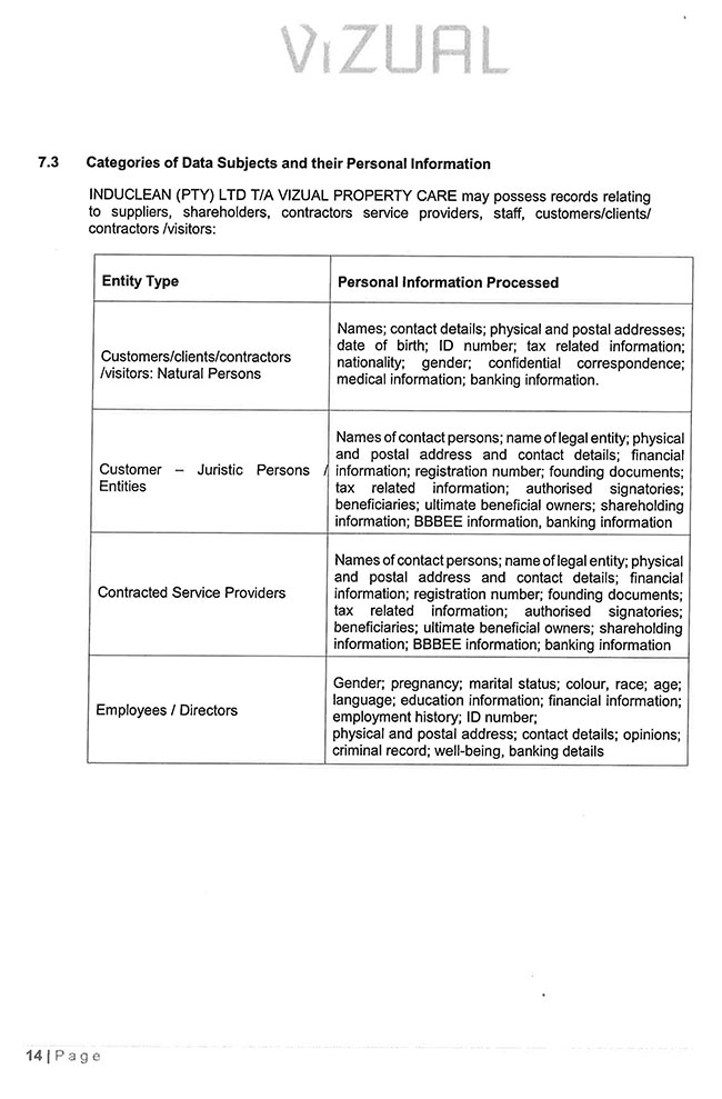 POPI-Manual---Induclean-(Pty)-Ltd_Page_14