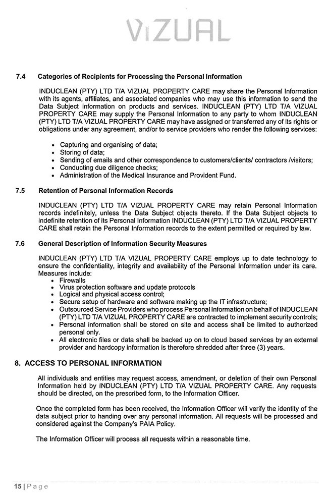 POPI-Manual---Induclean-(Pty)-Ltd_Page_15