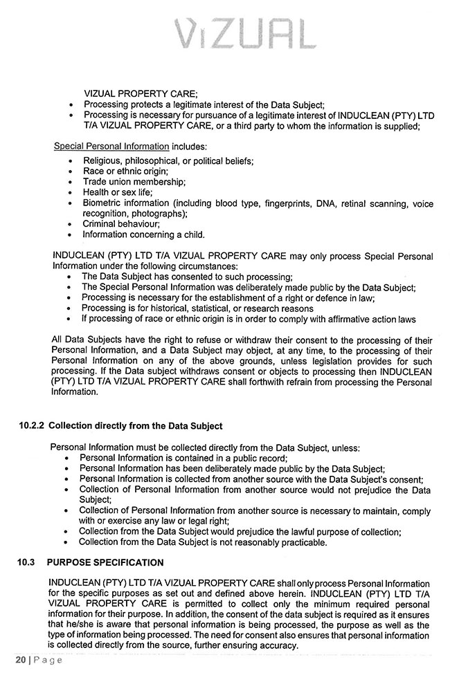 POPI-Manual---Induclean-(Pty)-Ltd_Page_20