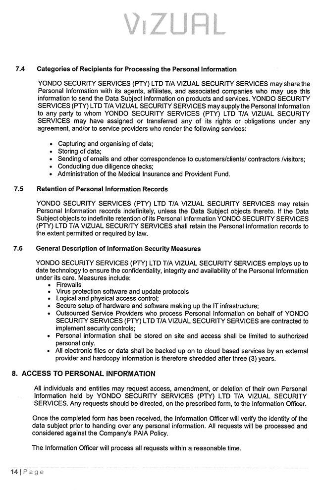 POPI-Manual---Yondo-Security_Page_14