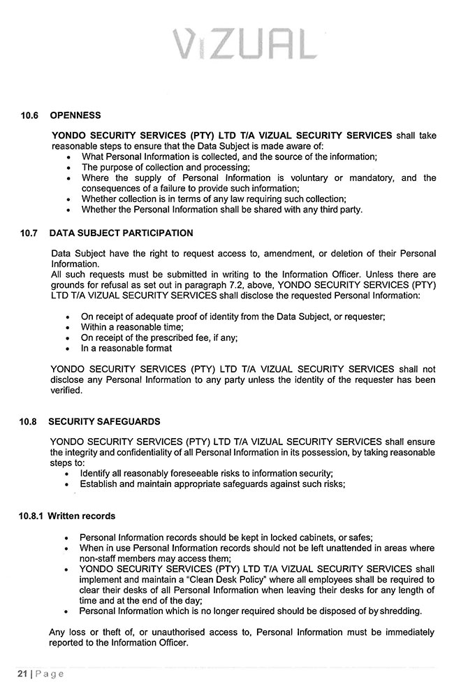 POPI-Manual---Yondo-Security_Page_21