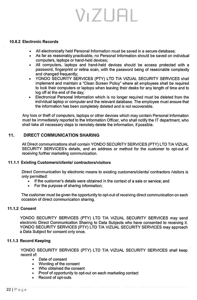 POPI-Manual---Yondo-Security_Page_22